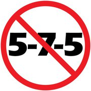 No 5-7-5 logo is copyright Michael Dylan Welch